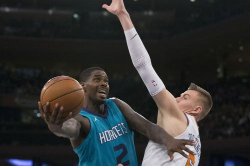 Knicks 118, Hornets 113: Scenes from the small-ball comeback of our dreams