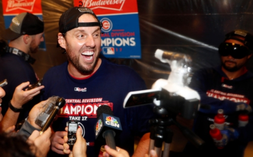 No ride into sunset yet for John Lackey, who plans to pitch in 2018
