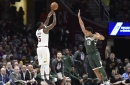 Cleveland Cavaliers vs. Milwaukee Bucks player grades