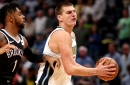 Watch: Nikola Jokic scores a career-high 41 points against the Nets