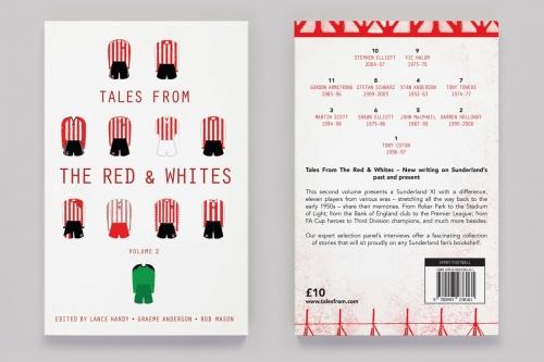 TFTR&W Volume 2: 'Big' Vic Halom - Sunderland's hero of the run towards the 73 Cup final