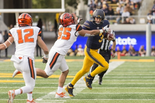 2017 Cal vs Oregon State Report Card