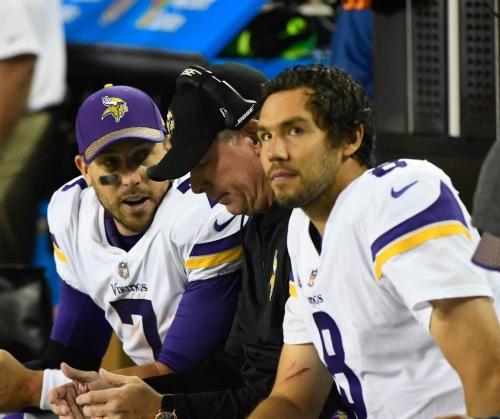 Way We Hear It: Sam Bradford, Teddy Bridgewater swap places for Minnesota Vikings