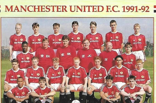 EXCLUSIVE: An interview with Manchester United Class of '92 Graduate Colin Telford