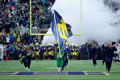 Clinic Talk: Film Preview of Notre Dame