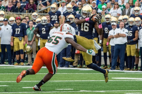 Miami Hurricanes Matchup of the Week: Notre Dame Fighting Irish