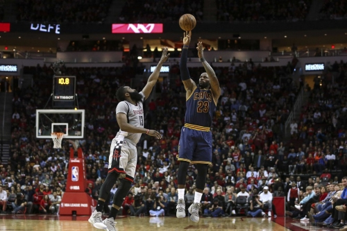 Cleveland Cavaliers vs. Houston Rockets: game preview, start time, TV information
