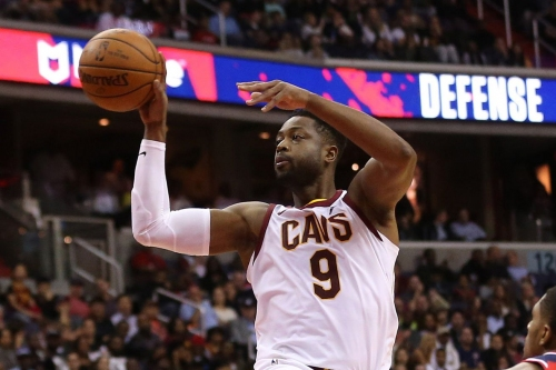 Dwyane Wade is thriving while leading the Cavaliers bench