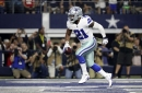 Dallas Cowboys will be without suspended RB Ezekiel Elliott against the Atlanta Falcons