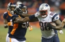Patriots claim TE Martellus Bennett off waivers days before playing Broncos