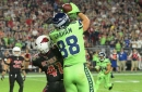 Seahawks 22, Cardinals 16 Quick Thoughts: Jimmy Graham is an elite touchdown maker and Doug Baldwin is simply elite