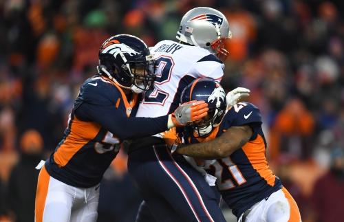 Reminder: Patriots QB Tom Brady owns 7-9 record against Broncos