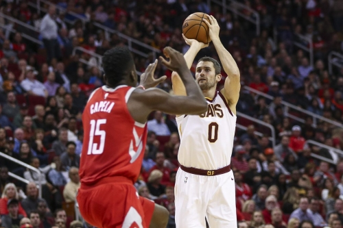 Podcast: Recapping the Cavs' 117-113 loss to the Rockets