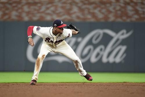 Atlanta Braves player review: Johan Camargo