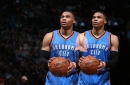 Why is Russell Westbrook one of the NBA's worst free-throw shooters this season?