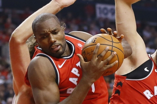 Is Serge Ibaka turning into a clone of... Darcy Tucker?