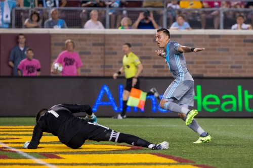 Are the LA Galaxy interested in Miguel Ibarra?