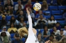 #18 UCLA Women's Volleyball Sweeps #25 Colorado; Looks To Top #15 Utah in Final Home Game