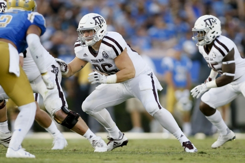 Pop Quiz: 14 questions with Texas A&M senior TE Tanner Schorp