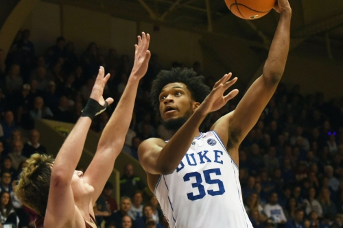 Fear the Links: Marvin Bagley III looks like he's going to be really good