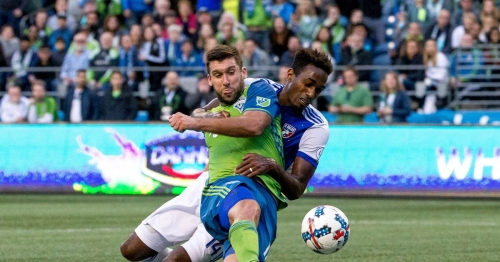 Now a Sounder, veteran Will Bruin isn't taking his latest title shot for granted