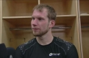 James Reimer: If we play like this, we'll get our share of breaks