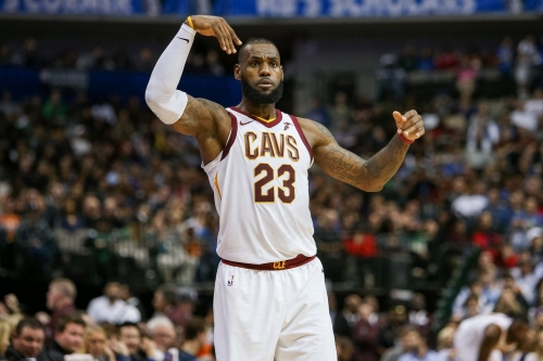 Final Score: Cavs take down Mavericks 111-104