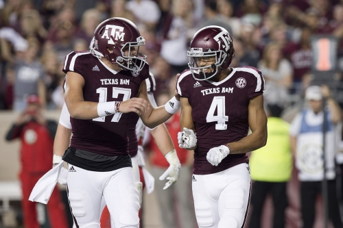 Robert Cessna grades the Aggies: Stellar first half earns Texas A&M top marks against New Mexico
