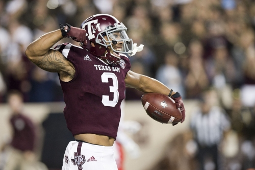 Freshman QB helps Texas A&M light up New Mexico 55-14