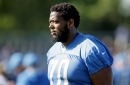 Surprise! Lions replace T.J. Lang with offensive tackle Corey Robinson