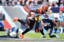 Social media reactions to Bengals' 24-20 loss to Titans