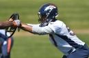 Denver Broncos inactives for Week 10