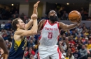 Rockets dismantle Pacers for sixth straight win