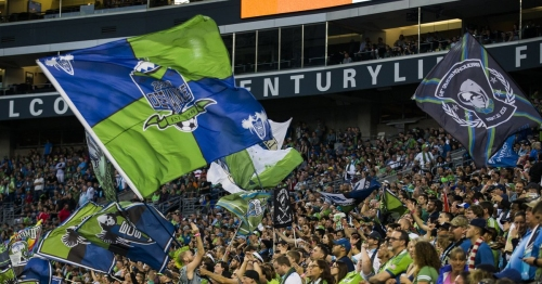 Fans can be stars of Sounders show — jersey quest is an example