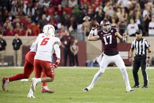 Cessna: Starkel's success has Aggies playing what-if game