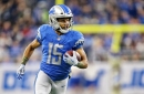Snap counts: Taylor Decker, Golden Tate, Kenny Golladay play big in limited roles