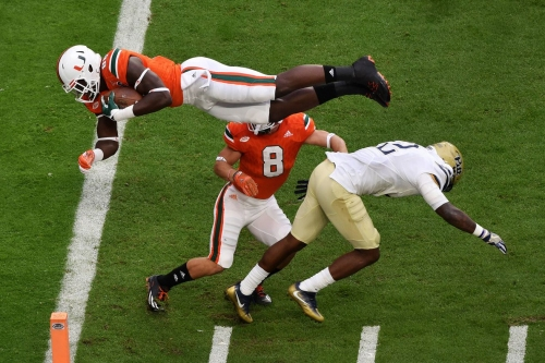 Miami Hurricanes at Pittsburgh Panthers Game time, TV announced
