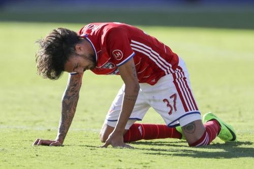 2017: A FC Dallas season in GIFs