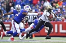 Buffalo Bills rushing defense sets dubious records against New Orleans Saints