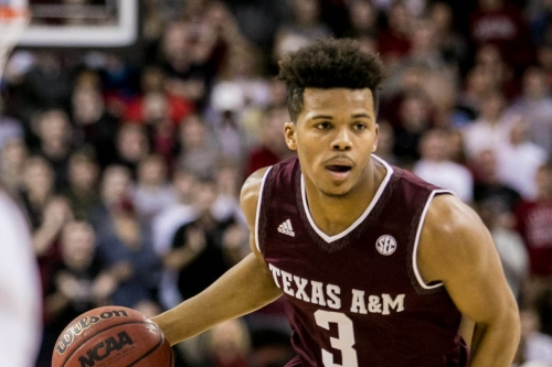 Admon Gilder Named SEC Player Of The Week