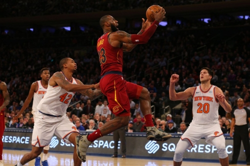 Final Score: Cleveland Cavaliers find a way to beat New York Knicks 104-101