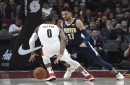 Shooting woes doom Denver Nuggets in loss at Portland Trail Blazers