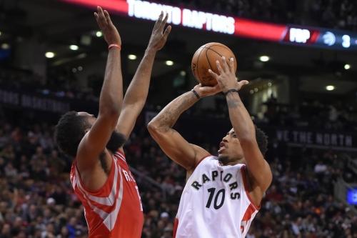 Houston Rockets vs. Toronto Raptors game preview