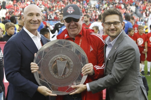 Toronto FC to host new BMO Champions Cup youth tournament