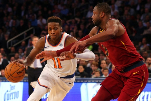 Cavaliers 104, Knicks 101: 'Tis better to have loved and Knicks'd than never to have loved at all