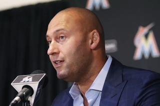 Derek Jeter's Asking Price For Stanton Is 'Shockingly High'