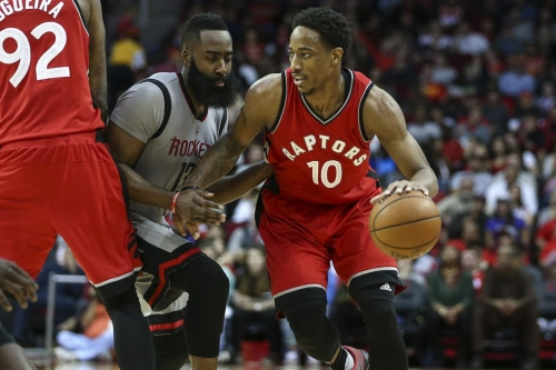 Raptors attempt to ground red hot Rockets: Preview, start time, and more