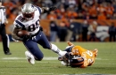 Bennett focusing on present, getting resettled with Patriots