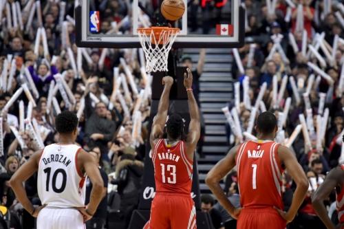 Raptors vs. Rockets Game Thread: Make it hard on Harden