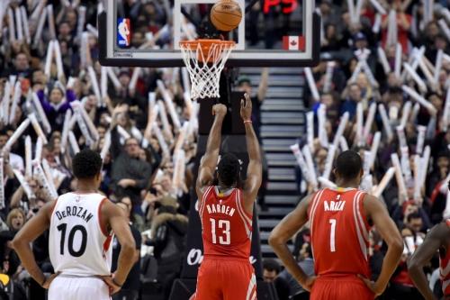 Game thread: Rockets vs Raptors
